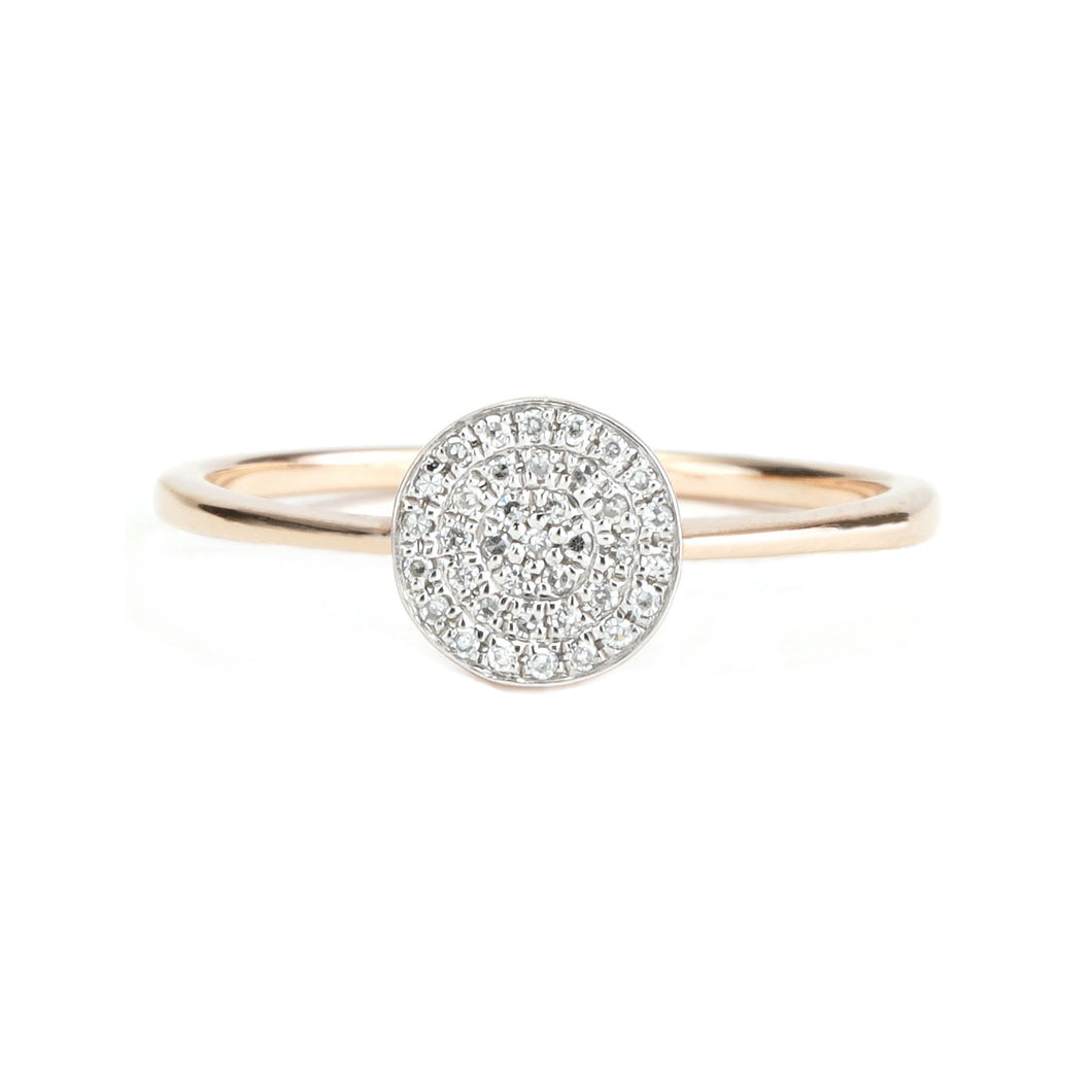 Amelia Diamond Ring