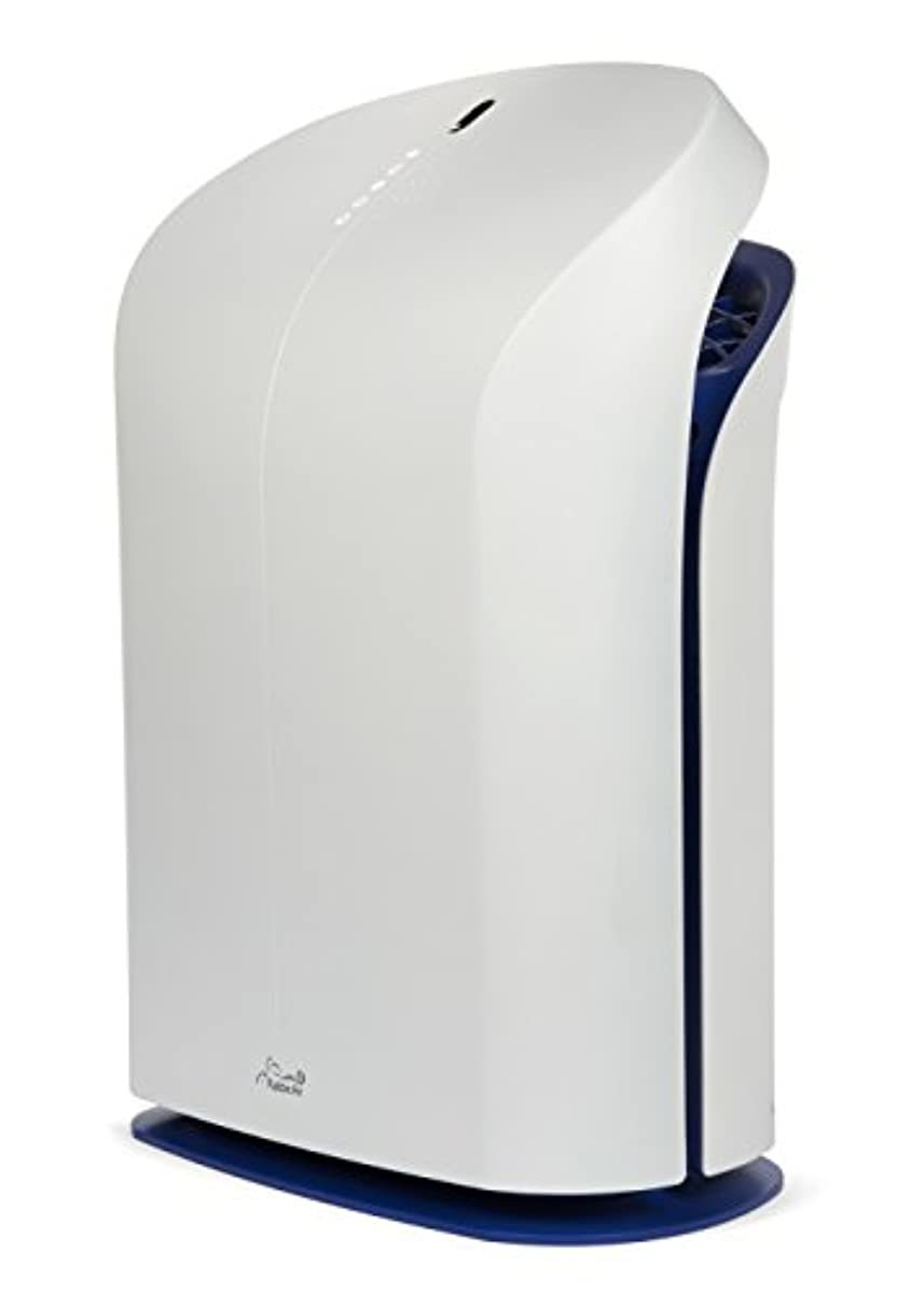 RabbitAir BioGS 2.0 Ultra Quiet HEPA Air Purifier (SPA-625A Tone Royal)