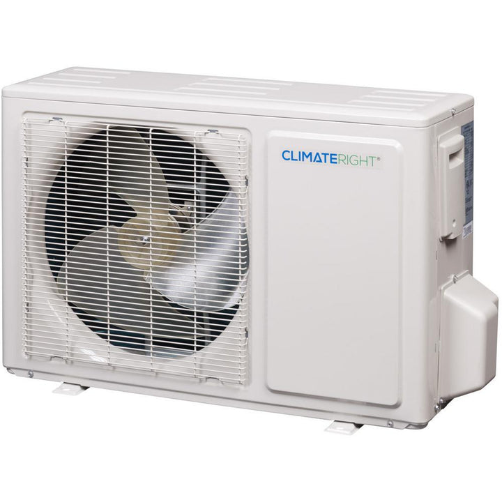 ClimateRight CR12000SACH 12,000 BTU Ductless Mini-Split BTU Air Conditioner & Heater
