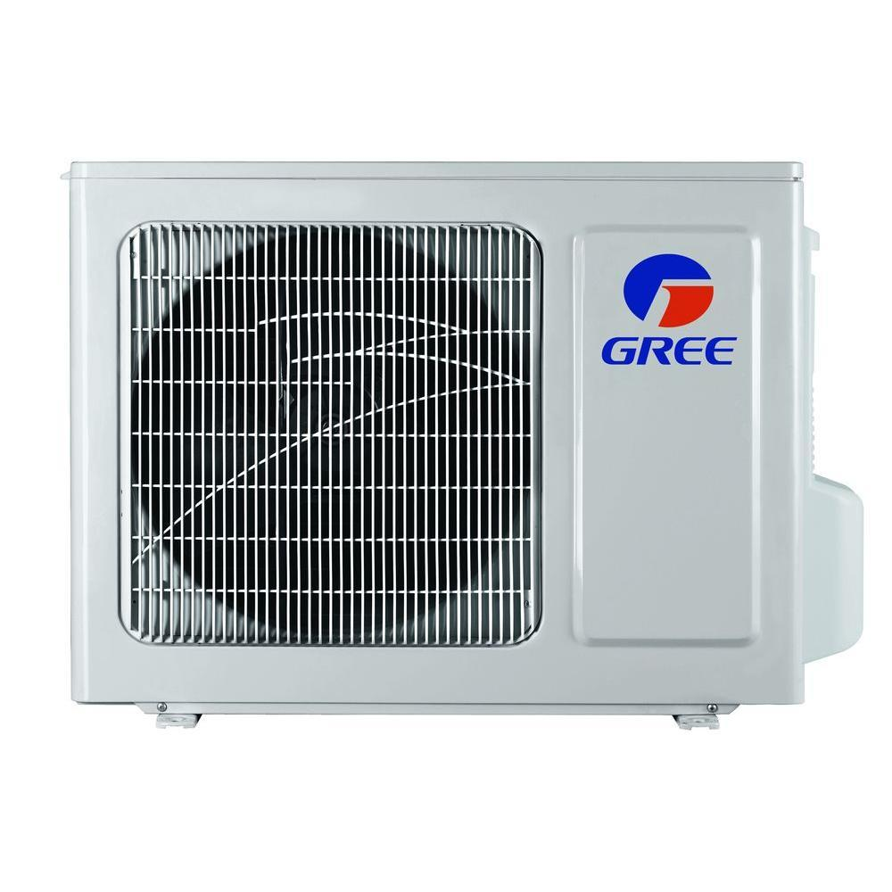 Vireo 12200 BTU Ductless Mini Split Air Conditioner and Heat Pump Kit - 115Volt