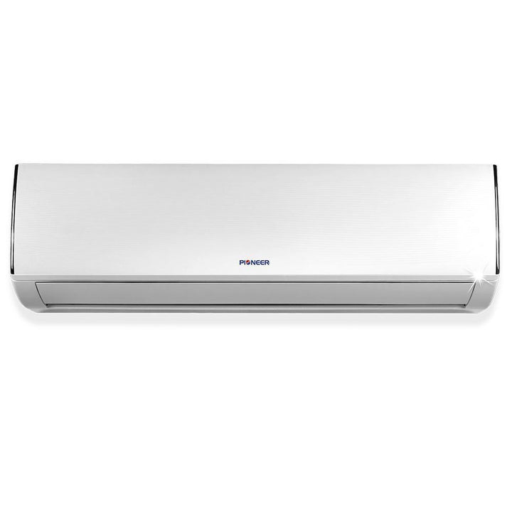 Low-Ambient 12,000 BTU 1 Ton 20 SEER Ductless Mini Split Wall Mounted Inverter Air Conditioner with Heat Pump 110/120V