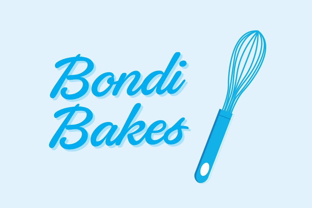 Bake With Bondi Sands