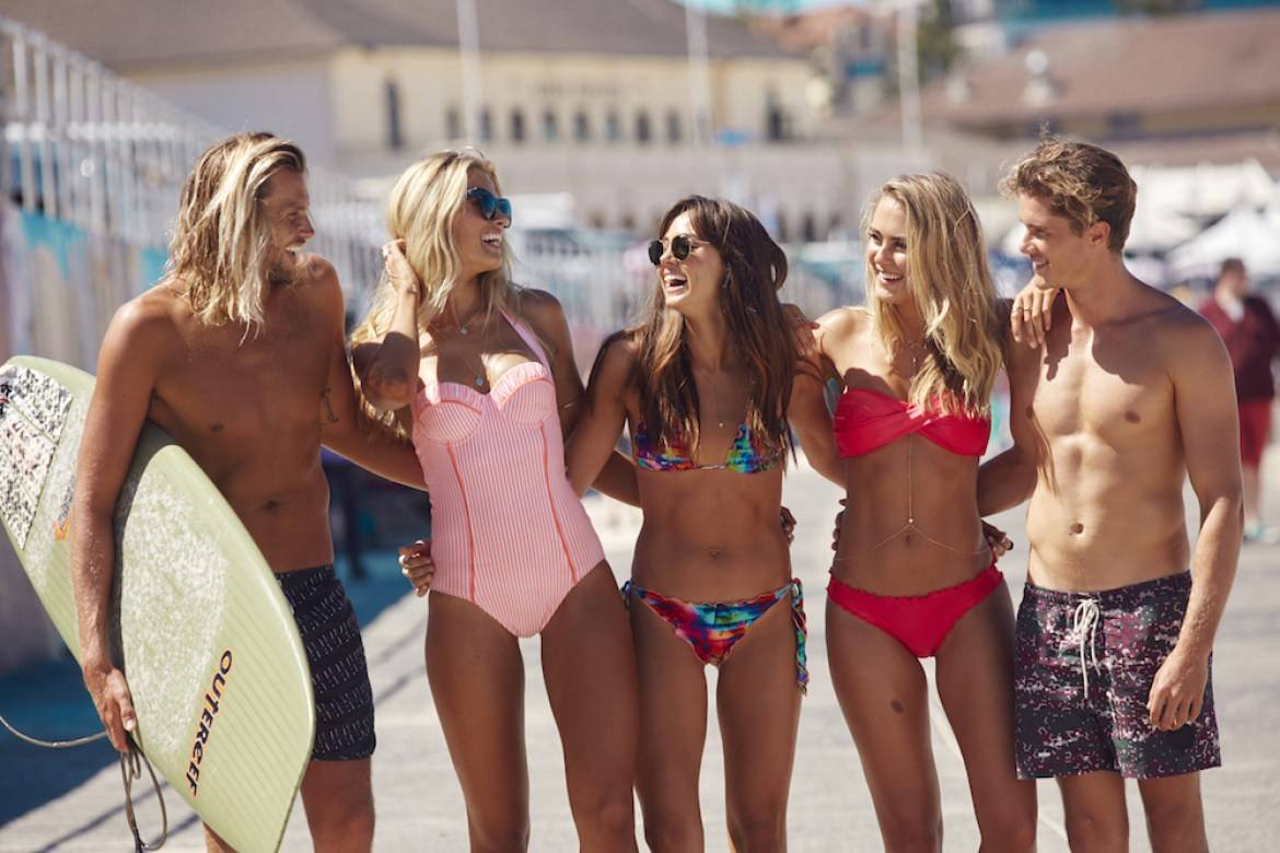 Meet The Cast! Behind The Scenes Of Our Suncare Shoot