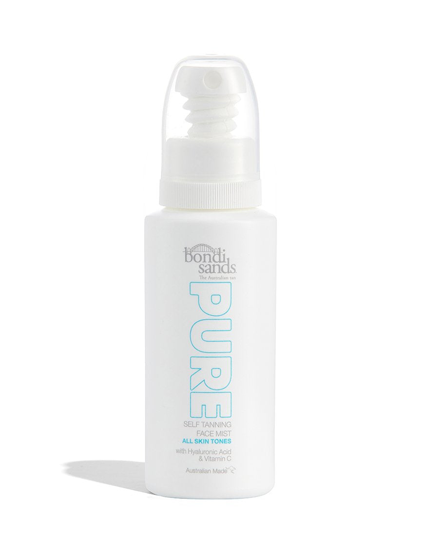Non Comedogenic Pure Self Tanning Face Mist