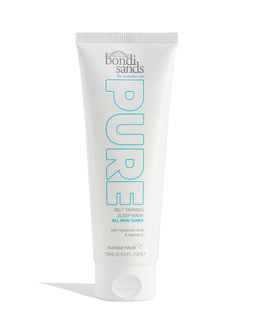 Pure Self Tanning Sleep Mask With Hyaluronic Acid and Vitamin C