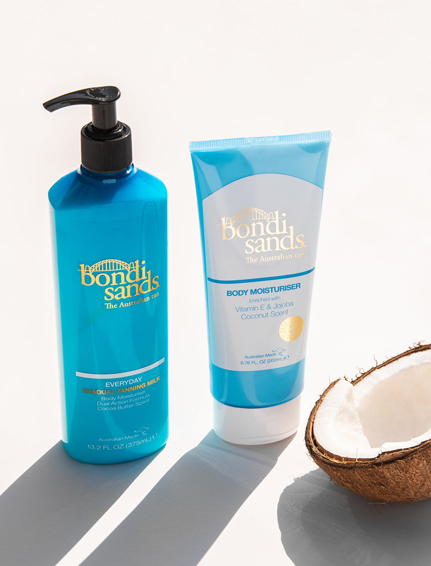 Coconut Body Moisturiser