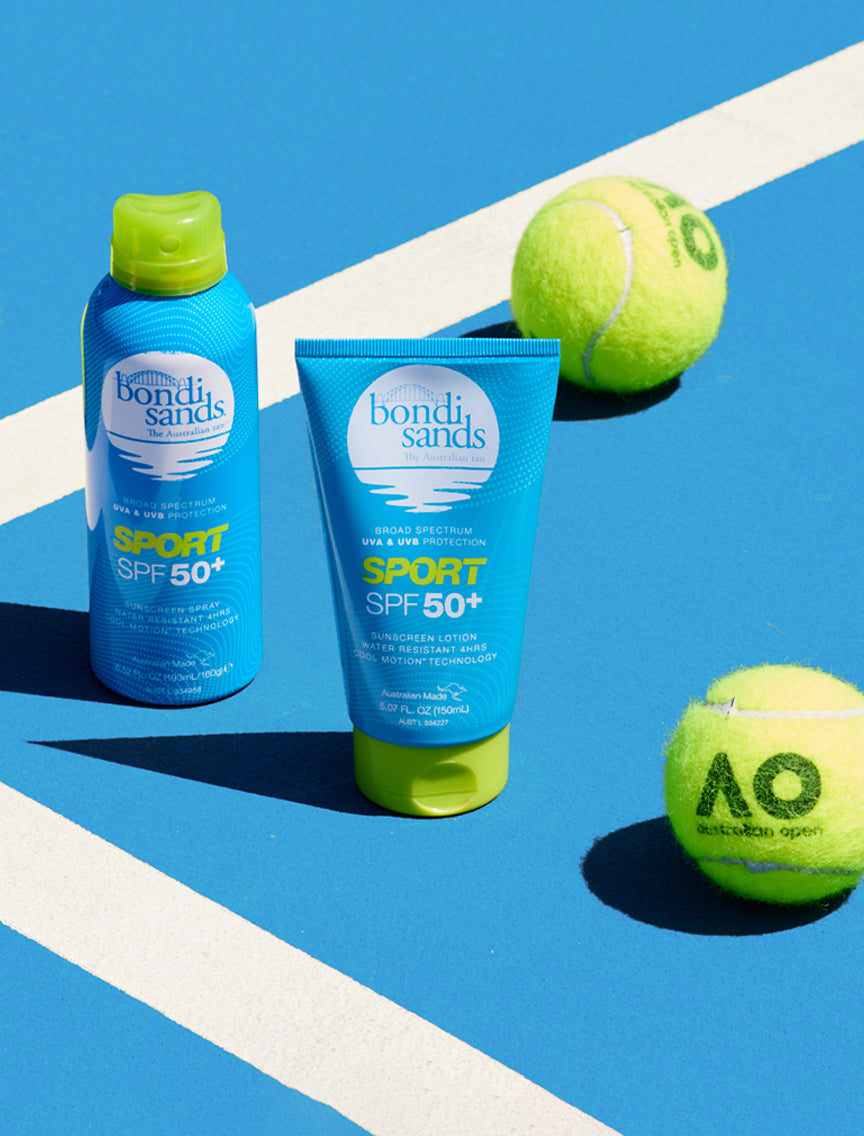 Sport SPF 50+ Sunscreen Lotion