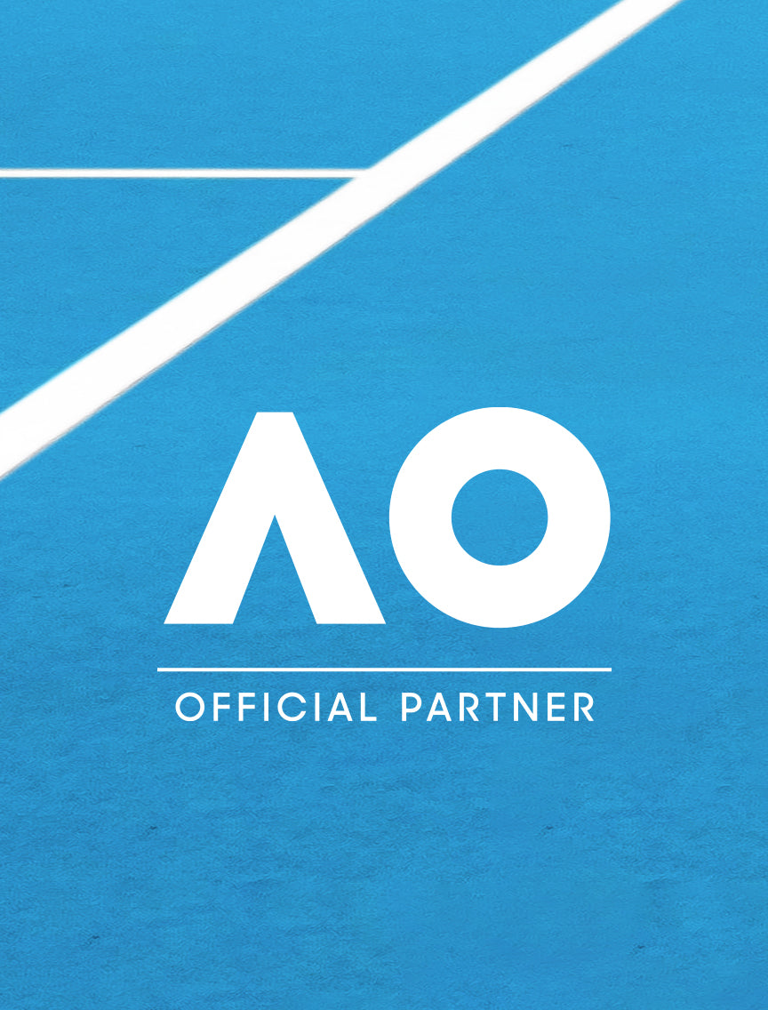 Official Sunscreen Partner of the AO