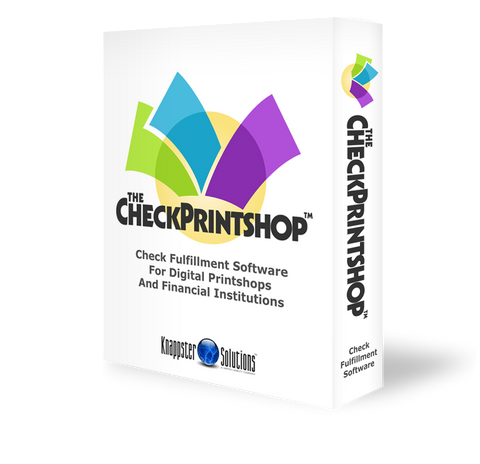 The CheckPrintshop™