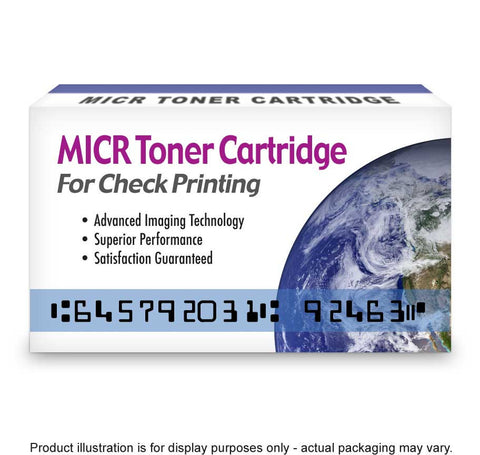 High Yield MICR Toner Cartridge for HP LaserJet P3005, M3027, M3035 - Q7551X