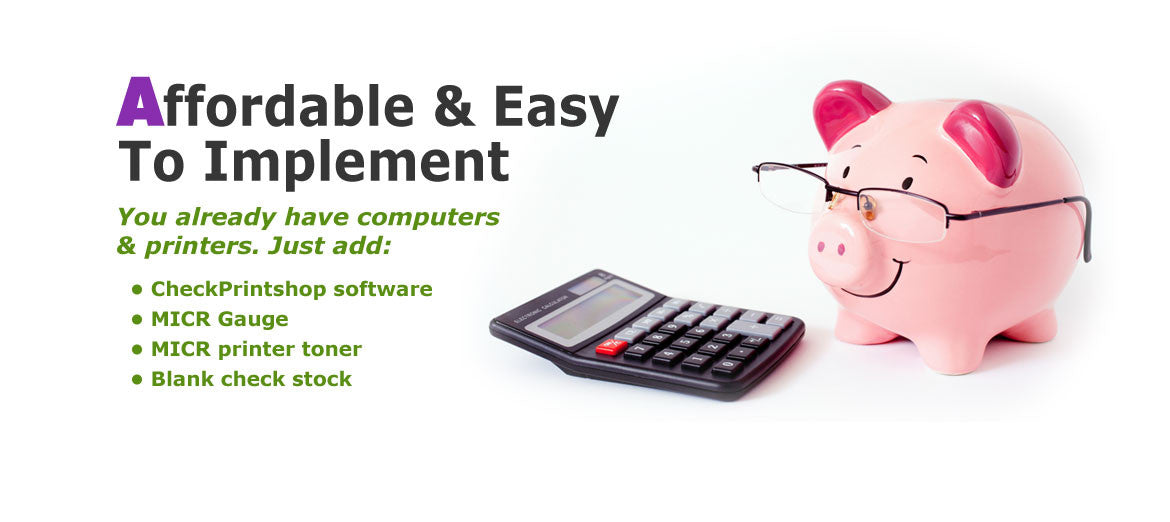 Easily recoup your initial investment with just a handful of orders!  Click image above to learn more.