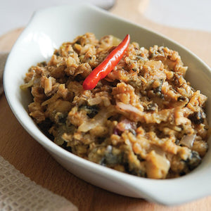 Bangus Sisig (Frozen - Heat to Serve)