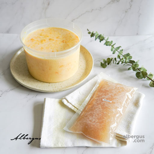 Chilled Mango with Sago (Frozen - Ready to Serve, 1 day leadtime)
