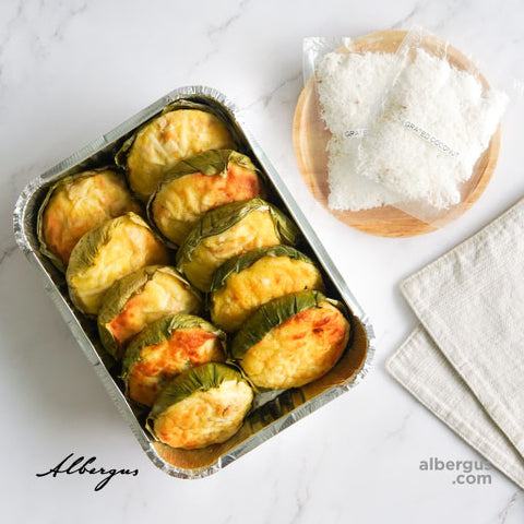 Bibingka Classic (Chilled - Heat to Serve, 2 days leadtime)