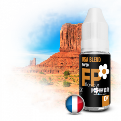 USA Blend - 10mL - VAP|LAB Loire Atlantique