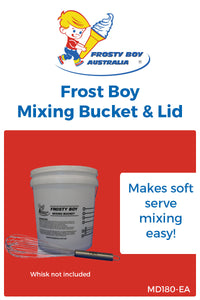 Frosty Boy Mixing Bucket