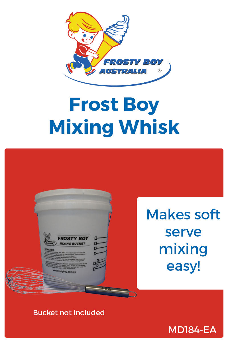 Frosty Boy Mixing Whisk