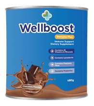 Load image into Gallery viewer, Wellboost™ Immuno Plus Nutritional and Immune Support Supplements