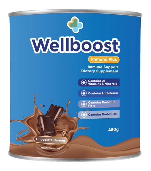 Wellboost™ Immuno Plus Nutritional and Immune Support Supplements