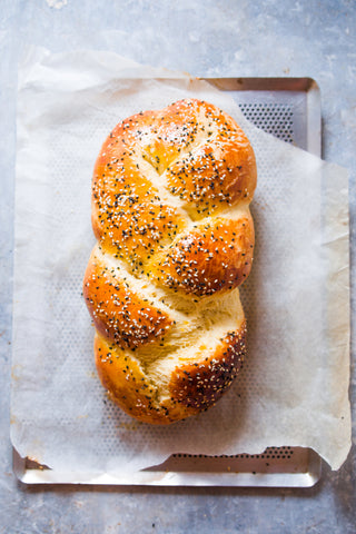 Introduction to Bread Class - Challah