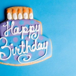 BIRTHDAY CAKE & COOKIE SUBSCRIPTION for your team!