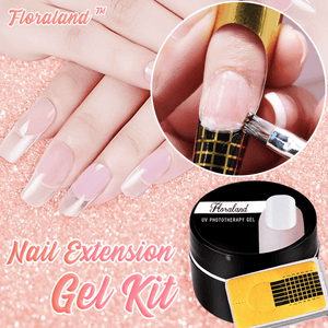 Easy Nail Extension Gel Kit