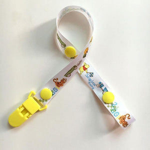 Pacifier Clip Chain Holder