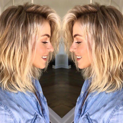 Julianne Hough Got An OLAPLEX Perm!