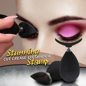Eye Shadow Crease Cut Stamp