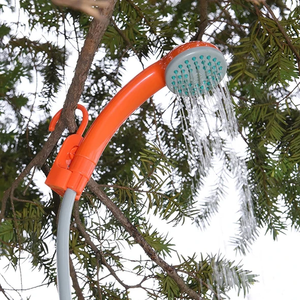 Portable Charging Shower