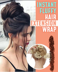 Instant Fluffy Hair Extension Wrap