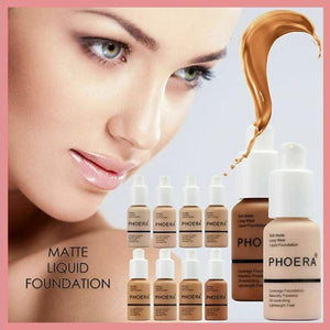 PHOERA Liquid Foundation