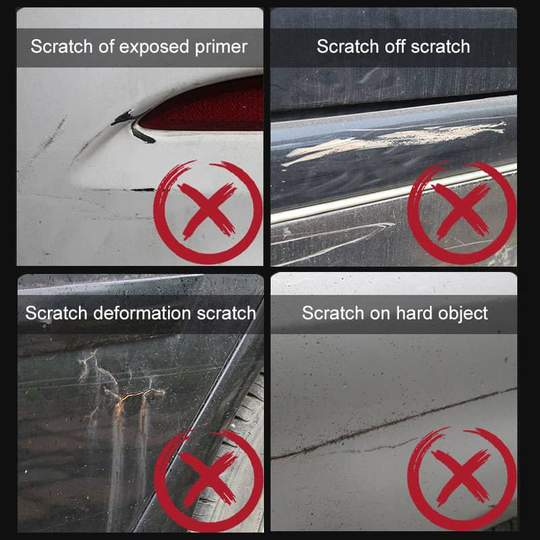 Professional Car Scratch Repair Agent
