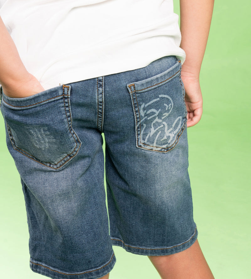 Short Surfer Denim