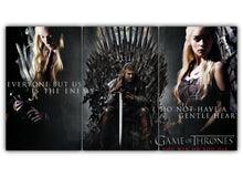 Load image into Gallery viewer, Cersei Eddard and Daenerys