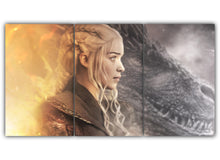 Load image into Gallery viewer, Daenerys And Drogon