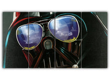 Load image into Gallery viewer, Darth Vader with sunglasses