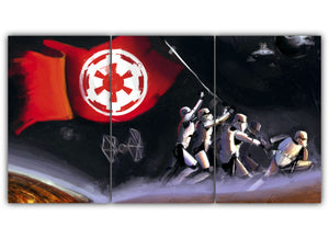 Dominance Of Galactic Empire