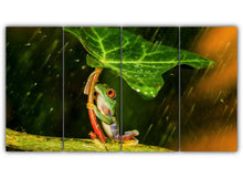 Load image into Gallery viewer, Frog and the Leaf Umbrella