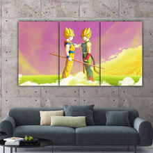 Load image into Gallery viewer, Goku and Bardock