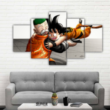 Load image into Gallery viewer, Goku and Grandpa Gohan