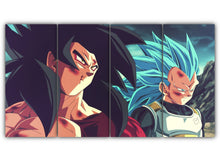 Load image into Gallery viewer, Goku and Vegeta