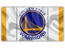 Load image into Gallery viewer, Golden State Warriors Logo