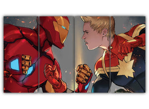 Iron Man Vs. Captain America