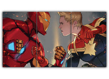 Load image into Gallery viewer, Iron Man Vs. Captain America