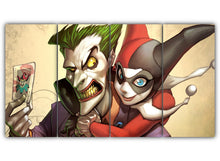 Load image into Gallery viewer, Joker and Harley Quinn