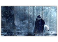 Load image into Gallery viewer, Jon Snow and Ghost