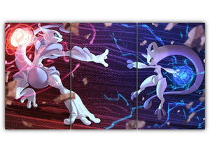 Mega Mewtwo X and Y