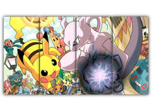 Load image into Gallery viewer, Mega Mewtwo y Vs. Pikachu