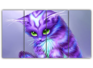 Mystique Purple Cat